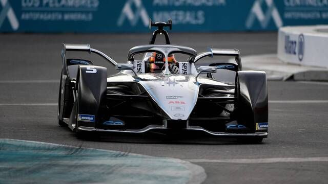 Santiago E-Prix: Race Highlights
