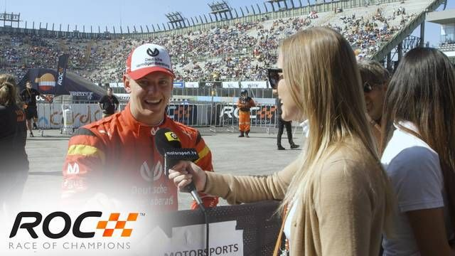 Mick Schumacher talks ROC debut and beating Vettel