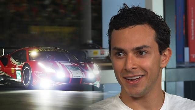Pipo Derani on his new Le Mans deal