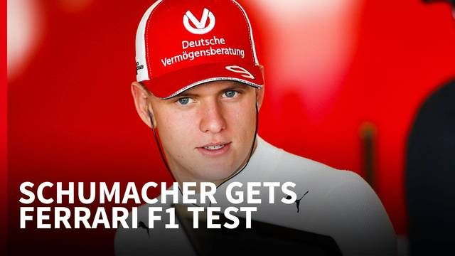 What Ferrari F1 test means for Mick Schumacher