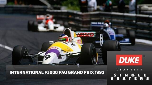 Pau Grand Prix 1992, internationaal F3000-kampioenschap