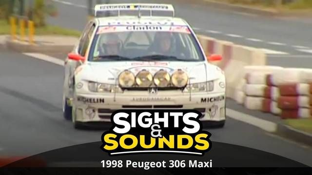 Sights & Sounds: Peugeot 306 Maxi