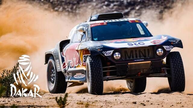 Dakar 2021: Etappe 4 Highlights - Auto's