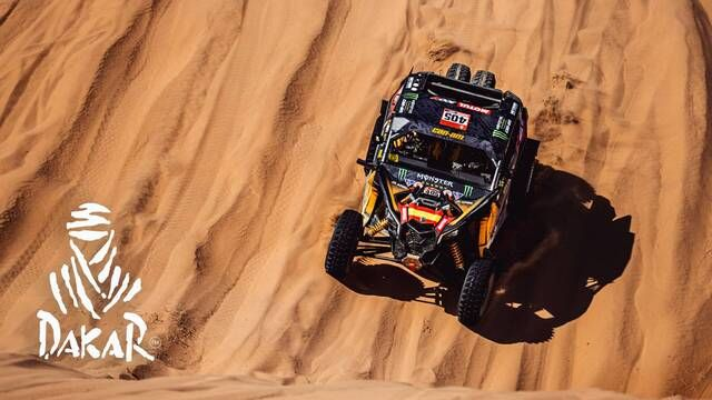 Dakar 2021: Stage 3 Highlights - Lightweight Vehicles