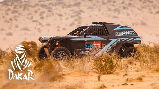 Dakar 2021: Stage 7 Highlights - Lightweight Vehicles