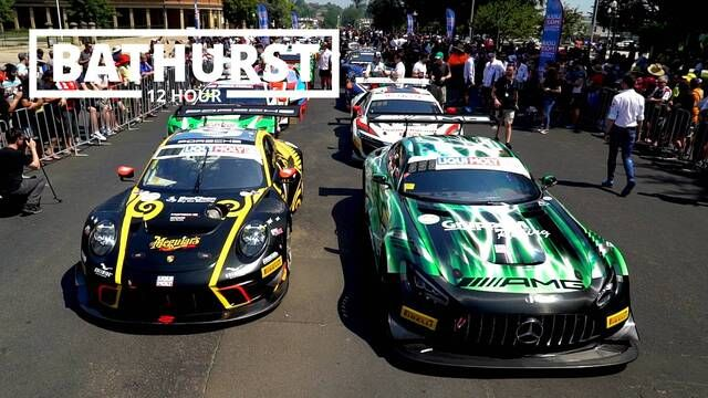 Bathurst 12 Hour: Thursday recap