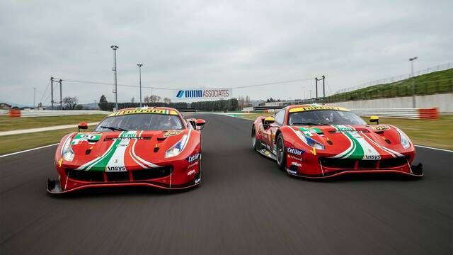 Racing with Ferrari - FIA WEC Season 9