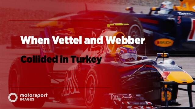 Grand Prix Greats – When Vettel and Webber collided in Turkey