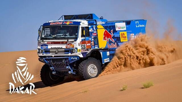 Dakar 2020: Day 8 Highlights - Trucks