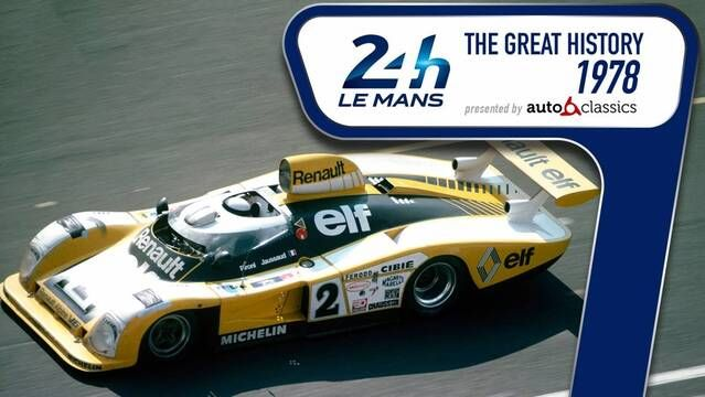 24 Hours of Le Mans - 1978