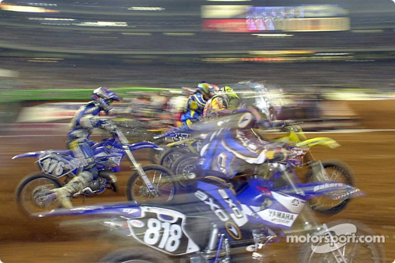 Atlanta: Georgia Dome race report