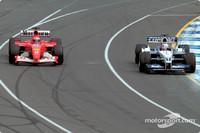 Michael Schumacher explains battle with Montoya