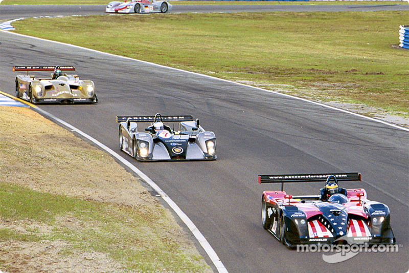 Sebring: Panoz Motor Sports Wednesday practice notes