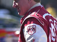 Bill Elliott wins the pole at Texas