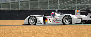 Le Mans A chink in Audi armor as Le Mans starts