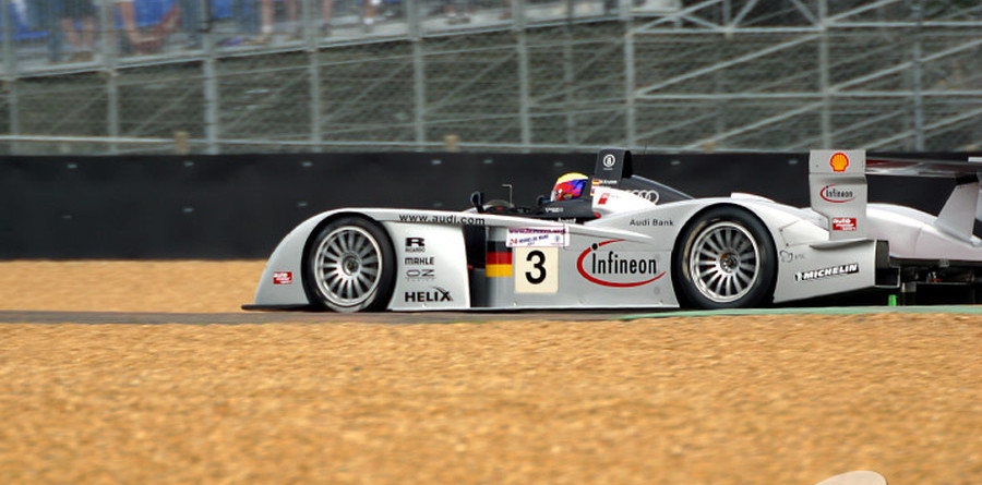 A chink in Audi armor as Le Mans starts