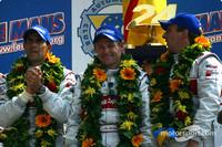 Historic triple for Audi at Le Mans