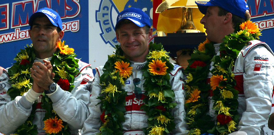 Historic triple for Audi at Le Mans