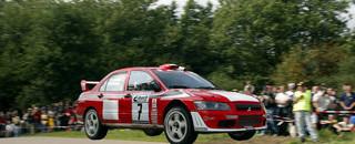 WRC Mitsubishi Motors and Marlboro to part company