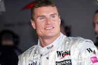 Dennis praises Coulthard's composure
