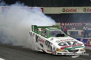 NHRA John Force - Funny Car Champion interview