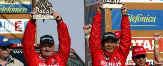 Dakar Masuoka, Sainct, Tchaguine repeat as Dakar winners