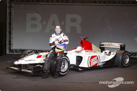 Villeneuve happy with new car
