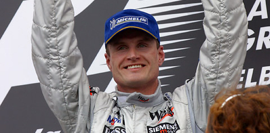 Coulthard can take the title says Hill