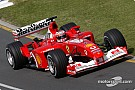 Barrichello reflects on Melbourne