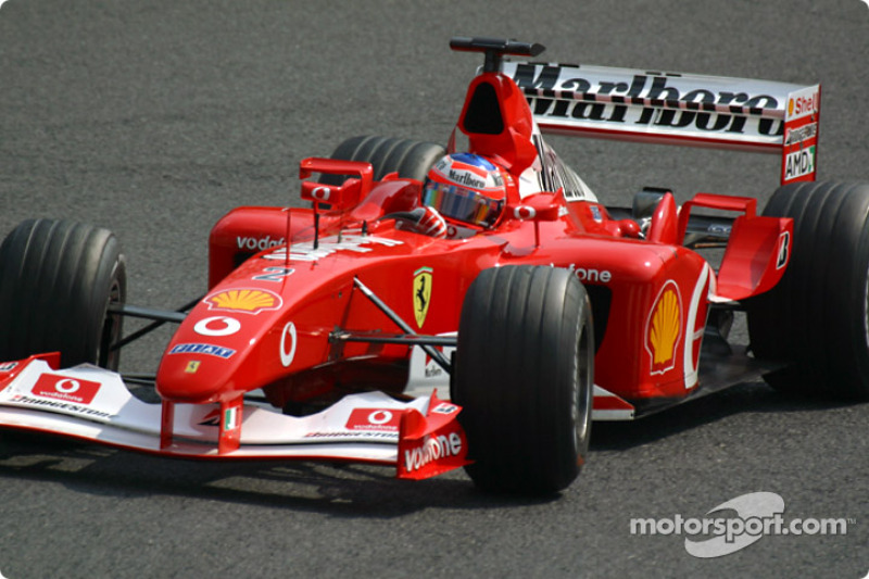 Barrichello hoping for home race victory