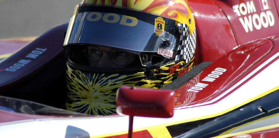 IPS: IPS takes first laps around famed Indy Speedway