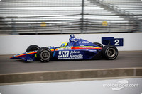 IRL: Rookies kick off May early at Indy 500