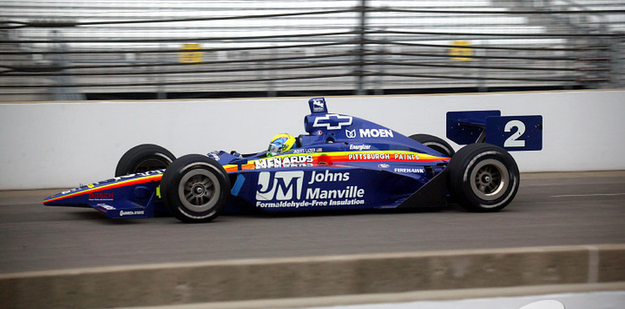 IRL: Rookies kick off May early at Indy 500