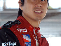 IRL: Day Ten: Tora Takagi tops Indy time sheets again