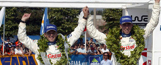 WRC Martin scores first career victory in Acropolis