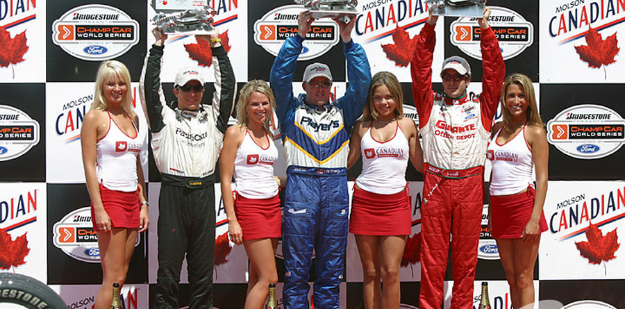 CHAMPCAR/CART: Tracy takes flag-to-flag hometown win in Toronto