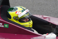 CHAMPCAR/CART: Junqueira dominates rainy Road America race