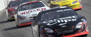 NASCAR XFINITY BUSCH: Kahne tapped as next big thing