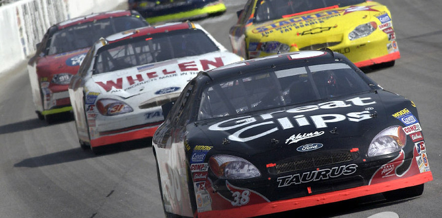 BUSCH: Kahne tapped as next big thing