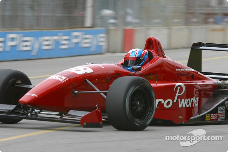 CHAMPCAR/CART: Dalziel to test with Walker at Sebring