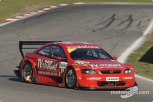 DTM First Opel test for Frentzen and Fassler