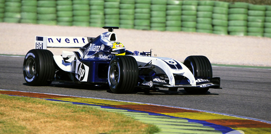 Another lap record for Ralf at Barcelona