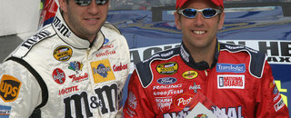 NASCAR Cup Biffle, Sadler lock front row for Daytona 500