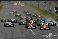 Dominant Australian GP win for Schumacher
