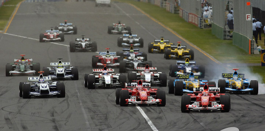 Dominant Australian GP win for Schumacher