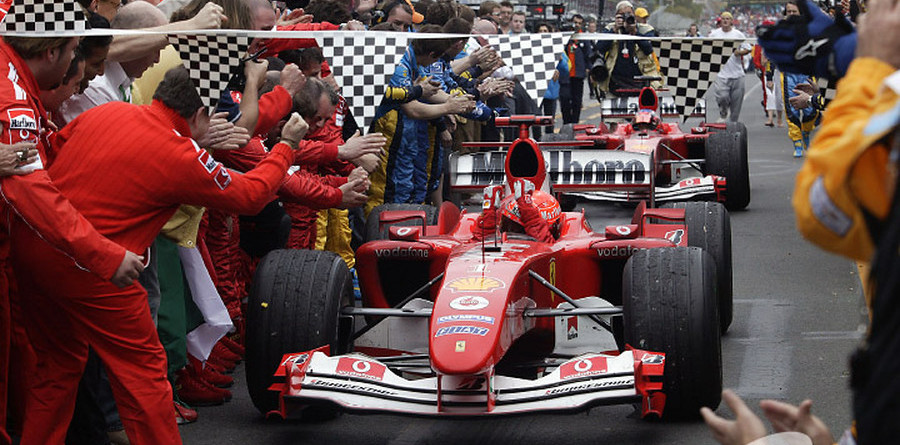 Rivals need to catch Ferrari up
