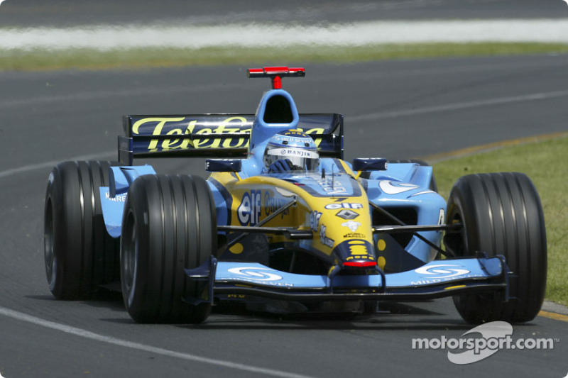 Trulli reviews Melbourne weekend