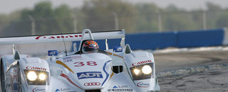 ALMS Champion Audi leads after three hours at Sebring