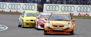 BTCC BTCC: Neal takes win in first race at Silverstone