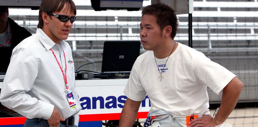IRL: Matsuura king of day three at Indy